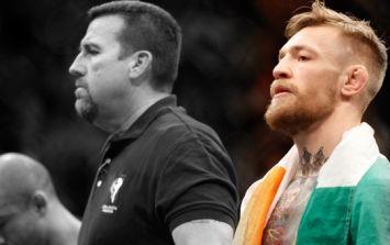 Referee and judges revealed for Conor McGregor's rematch with Nate Diaz at UFC 202