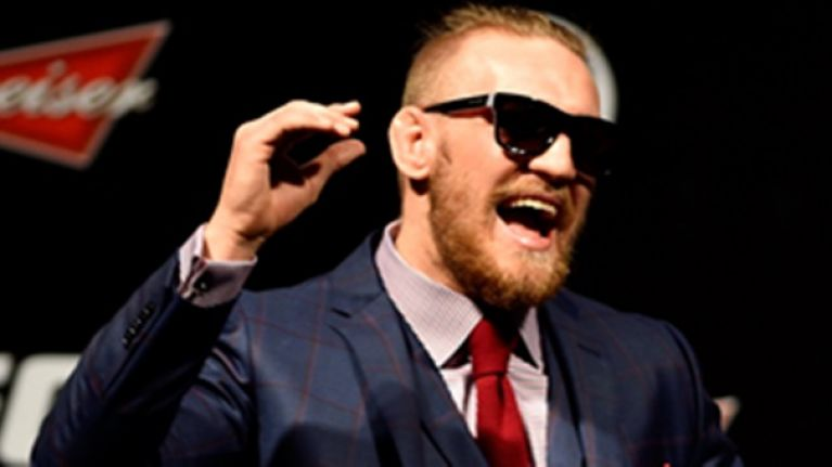 Conor McGregor gives succinct response to Chad Mendes