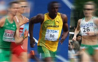 Ahead of the Rio Olympics this is how Ireland's fastest athletes compare with the world's elite
