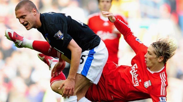 Nemanja Vidic names his toughest opponent and insists that it wasn't Fernando Torres