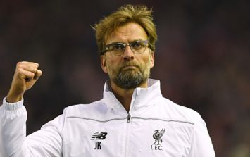 Jurgen Klopp makes the change to the starting XI that all Liverpool fans would have hoped for