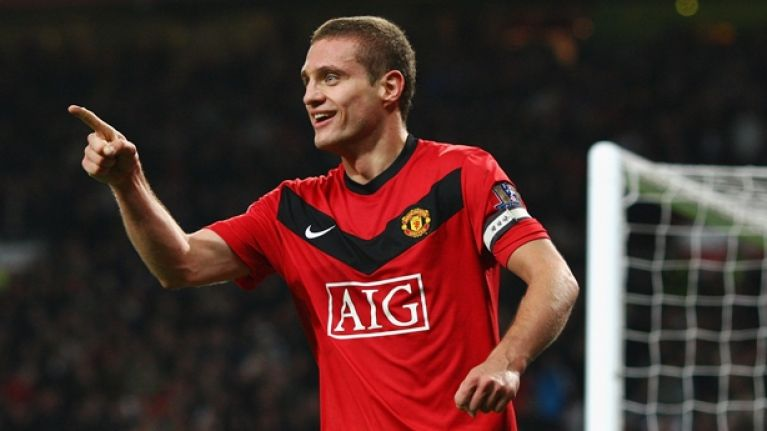 Here's how close Nemanja Vidic came to joining Liverpool