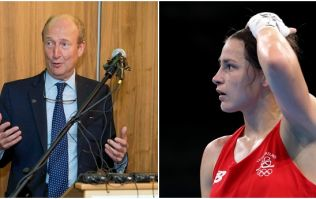 Sport Minister tweets messages of good luck to Katie Taylor hours after she has been eliminated