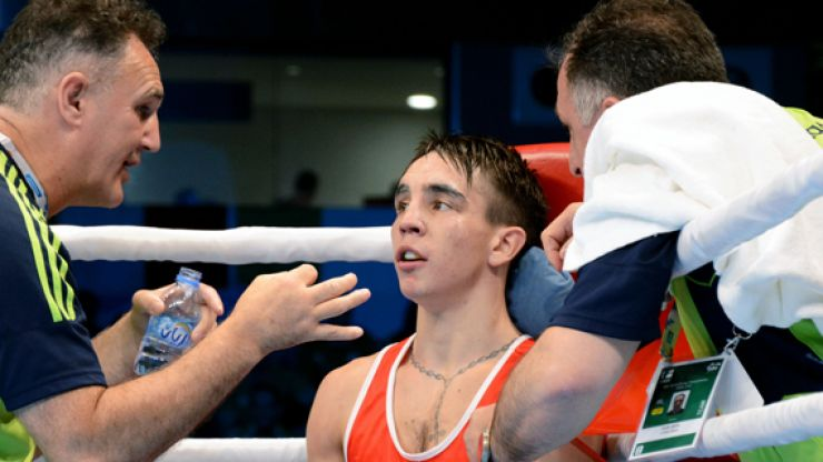 Billy Walsh mirror's everyone's thoughts on Michael Conlan's Rio robbery