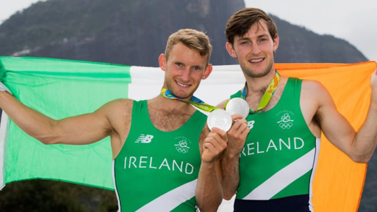 O'Donovan brothers may be prevented from defending their Olympic silver medal at Tokyo 2020