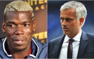 Jose Mourinho makes Paul Pogba admission during feisty press conference
