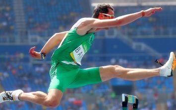 More than half the athletes in Thomas Barr's 400m hurdles final broke a national record