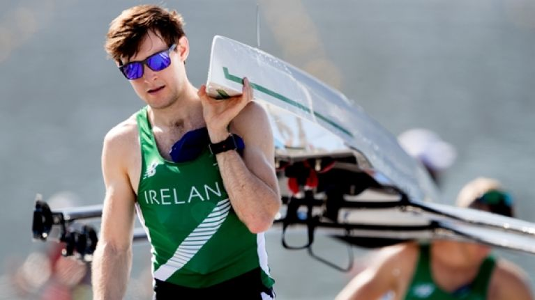 Paul O'Donovan proves he doesn't need his brother to give a great interview