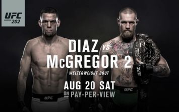 UFC 202: SportsJOE picks the winners so you don't have to (for the last time)