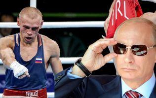 Russian boxer that beat Michael Conlan to receive mighty bonus