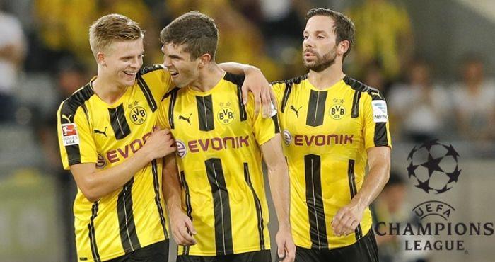 Borussia Dortmund Release A Brand New Kit For The Champions League Sportsjoe Ie