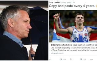 Gary Lineker is spot on - English newspapers' predictable agenda against football is infuriating