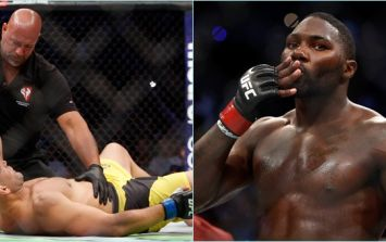 13 second knockout likely not enough to earn Anthony Johnson a shot at Daniel Cormier