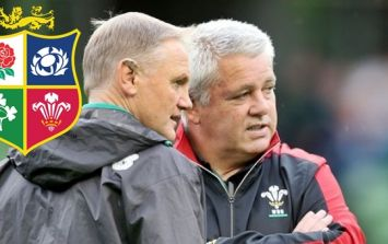 Warren Gatland will be the British & Irish Lions coach but try to act surprised