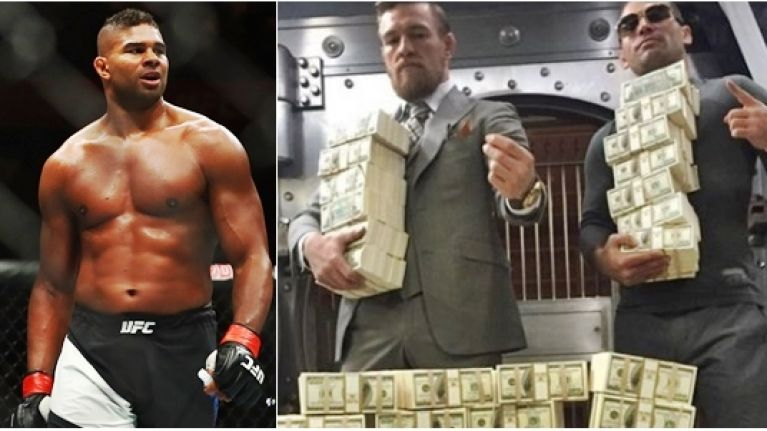 Alistair Overeem Doesn T Believe Conor Mcgregor S Record