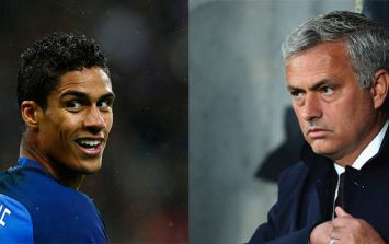 Raphael Varane explains why he rejected Manchester United this summer