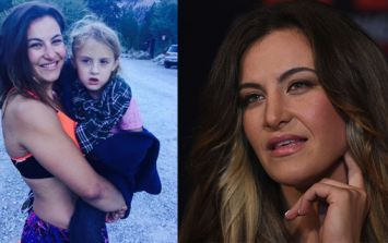 UFC star Miesha Tate's heartwarming tale of human decency will bring a tear to your eye