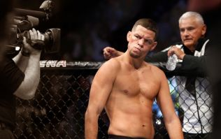 Nate Diaz's coach has a conspiracy theory to explain why Conor McGregor won rematch