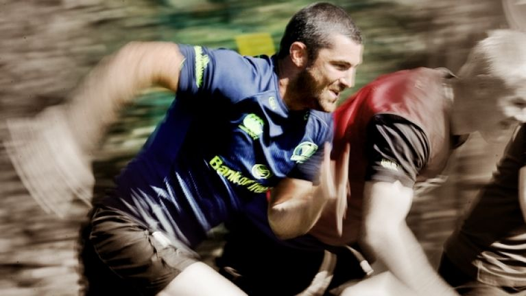 Rob Kearney's take on his injury woes show just how tough he found last season