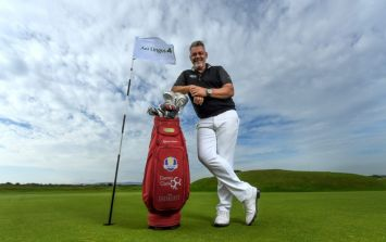 Darren Clarke praises 'classy' Graeme McDowell and Shane Lowry after Ryder Cup exclusion