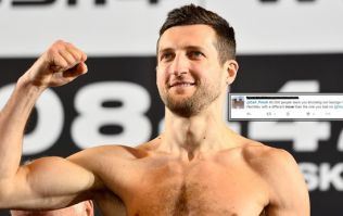 Carl Froch debuts 'nose job' on Sky Sports News, and the reaction is inevitable