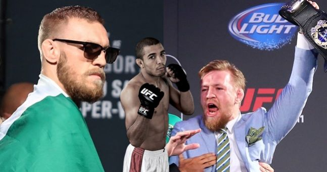 Jose Aldo speaks about how he sees Conor McGregor change once a TV camera is switched on