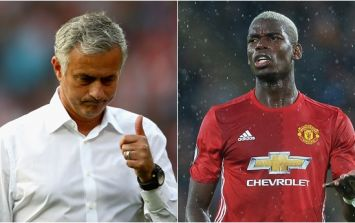 Looks like Mourinho is finally going to start playing Pogba in his best position