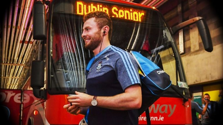 Jack McCaffrey on pre-match superstitions that helped him to three All Irelands