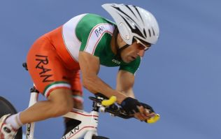 Iranian Paralympic cyclist dies following road race crash