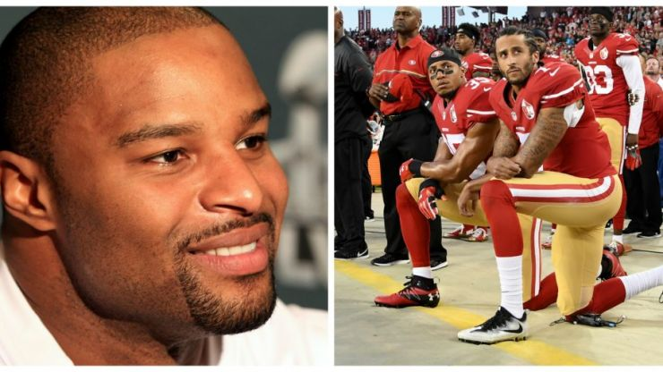 "Osi Umenyiora: ""I wish more athletes would take a stand for what they believe in"""