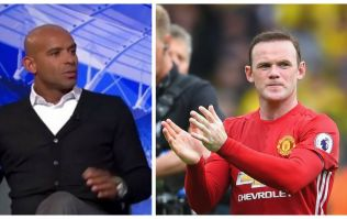 Trevor Sinclair mocked for suggesting Wayne Rooney should be played as a holding midfielder