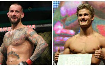 Sage Northcutt is relentlessly positive about CM Punk despite UFC debut setback