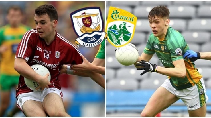 Two of the most frightening young talents in Ireland go to war with Galway and Kerry this Sunday