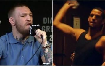 Conor McGregor is not going to be happy with Nate Diaz's fine for bottle-throwing