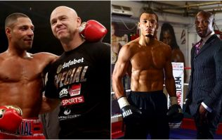 """Kell Brook's trainer launches attack on """"ignorant"""" Eubanks"""