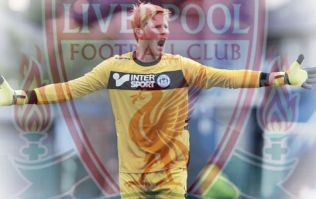 WATCH: Goalkeeper on loan from Liverpool has an absolute nightmare for Wigan
