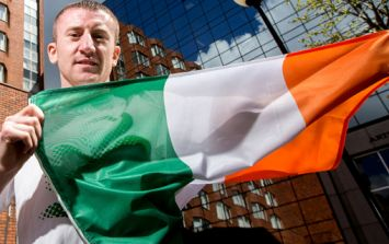 Paddy Barnes outlines plans for professional career