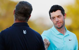 Ryan Moore granted opportunity to exact revenge on Rory McIlroy