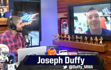 Joseph Duffy considering drastic step to support his MMA career