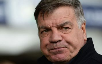 Sam Allardyce keen to bring former player to Everton but Toffees fans aren't so keen
