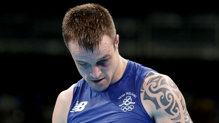 Irish boxer hit with 'severe reprimand' after betting against himself at Rio 2016, according to IOC investigation