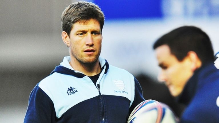 Typically honest, Ronan O'Gara tells us what professional rugby players are really like