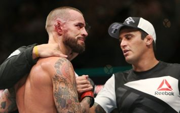 CM Punk gets the call-out he surely dreaded after his UFC 203 loss