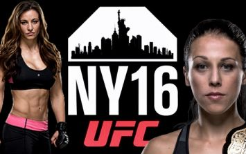 One timely tweet delivers two great UFC 205 fights