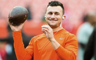 Johnny Football reportedly spotted partying wearing a stereotypical movie disguise