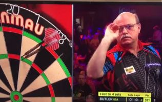 WATCH: Three darts that make it very difficult to stifle the laughter