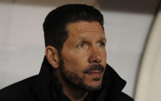 Diego Simeone will need to splash the cash to bring his son to Atletico Madrid