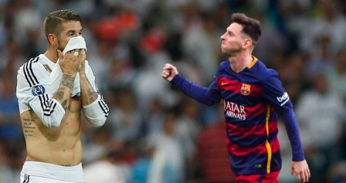 Sergio Ramos mistakes Lionel Messi's baby for his own in New