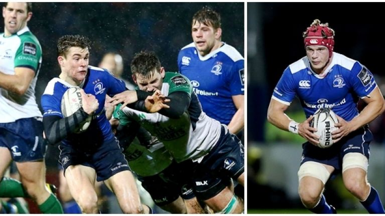 COMMENT: Garry Ringrose and Josh van der Flier screaming out for Six Nations debuts