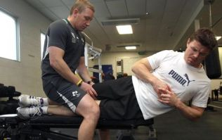 Brian O'Driscoll reveals the most gruelling gym routine he's ever experienced